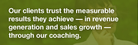 Business Development Sales Coaching (Slide 6)